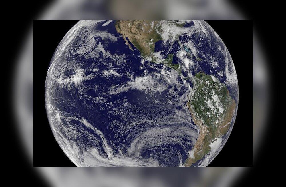 Maa kliima minevikust kumab selle tulevik