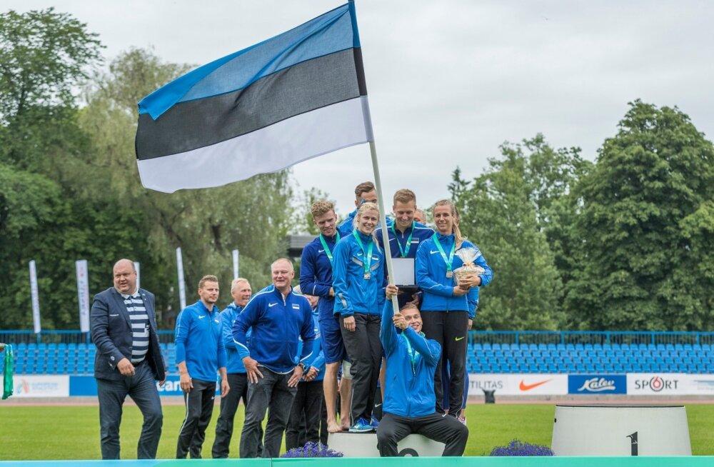 Üle-eelmisel suvel teenis Eesti koondis mitmevõistluse EM-il hõbemedalid.