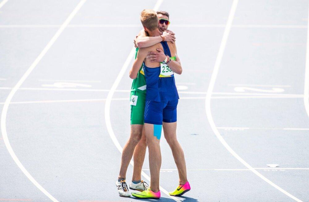 Rio de Janeiro olümpia meeste 400m finaal