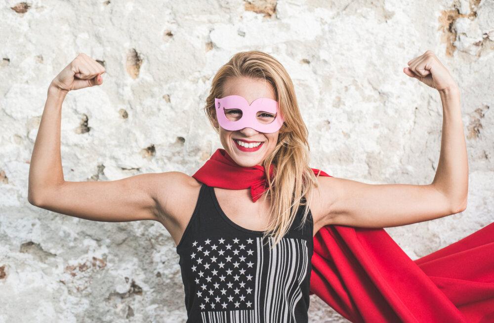 Kust leida sisemist tugevust ja enesekindlust?