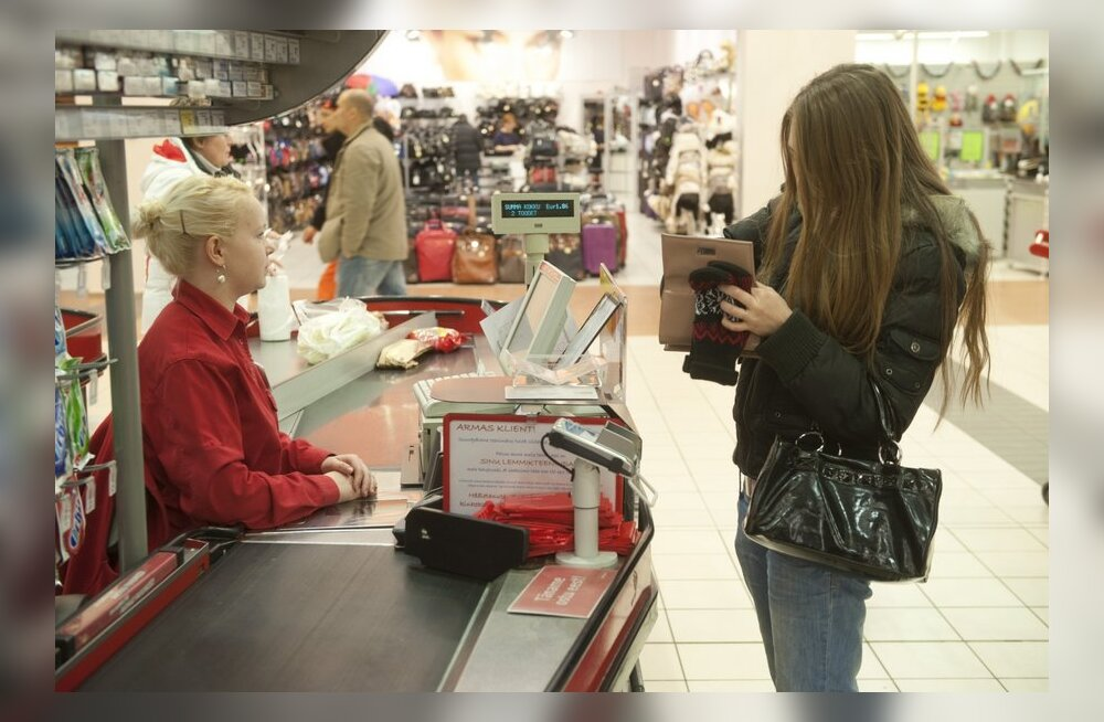 Katrin Lust: Eestis jääb silma mitte halb teenindaja, vaid ebaviisakas klient
