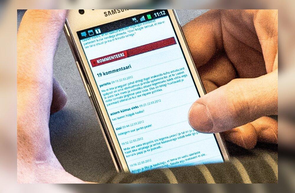 Andrus Aaslaid: Nutitelefon teeb meist küberneetiliselt muundatud inimesed