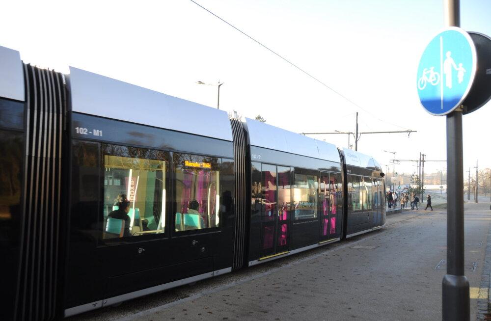 FOTOD   Esimene riik maailmas: kogu Luksemburgis muutub ühistransport tasuta teenuseks