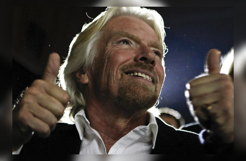 Richard Bransoni 5 soovitust alustavale ettevõtjale
