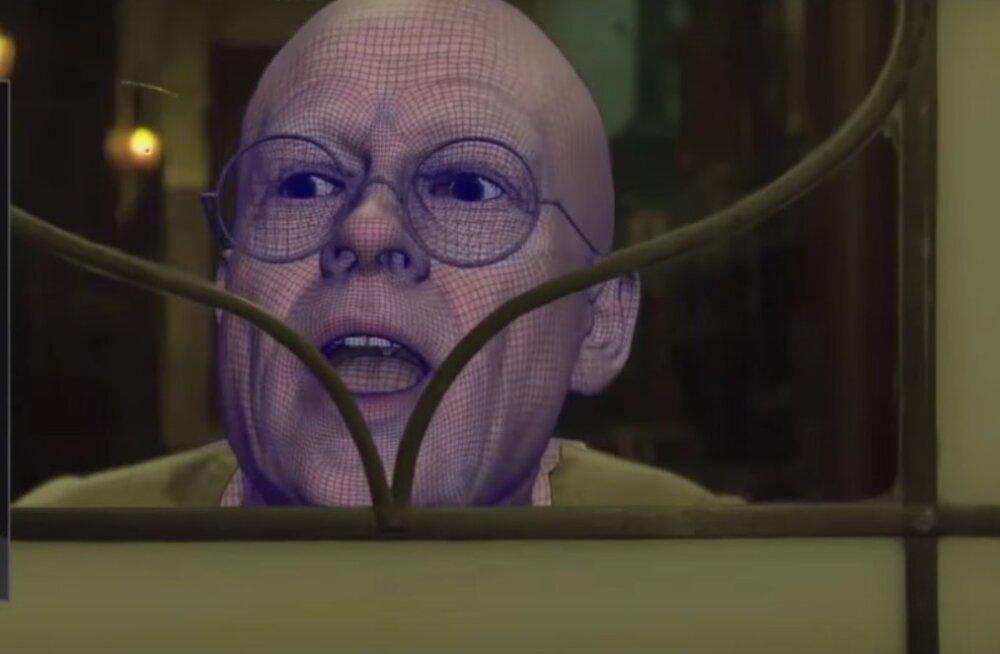 VIDEO: Vaata, kuidas on aja jooksul muutunud filmides arvutiga loodud näod