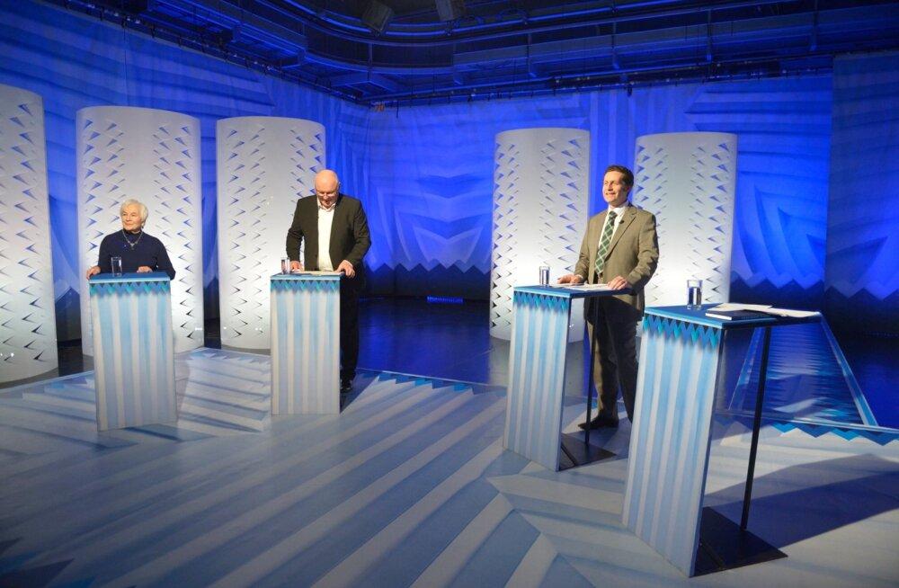 BLOGI: LOE ja VAATA, kuidas väikeparteid omavahel rinda pistsid