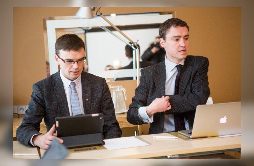 Mikser soovitab koalitsioonipartneril Rõivasel rahandusminister Ligi välja vahetada