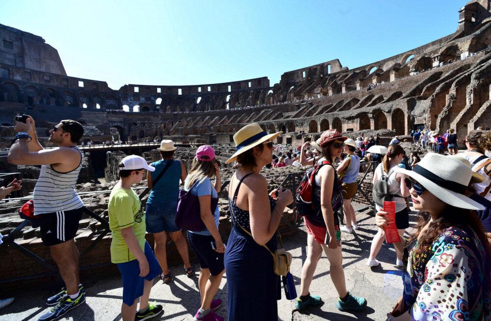 В Риме не досчитались 8,5 млн евро туристического налога