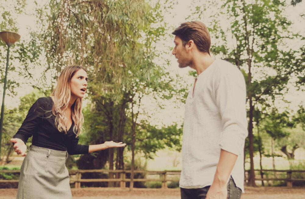 Kui tahad, et su suhe jääks kestma, ära neid kuut sõna enam kasuta