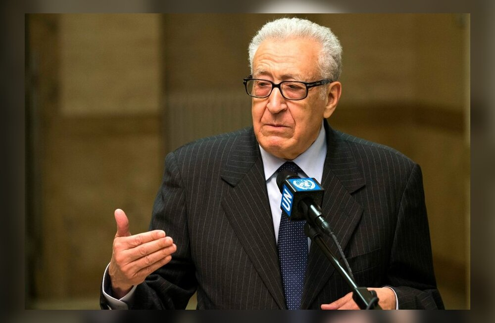 ÜRO eriesindaja Süürias: konflikt on jõudnud enneolematute õudusteni