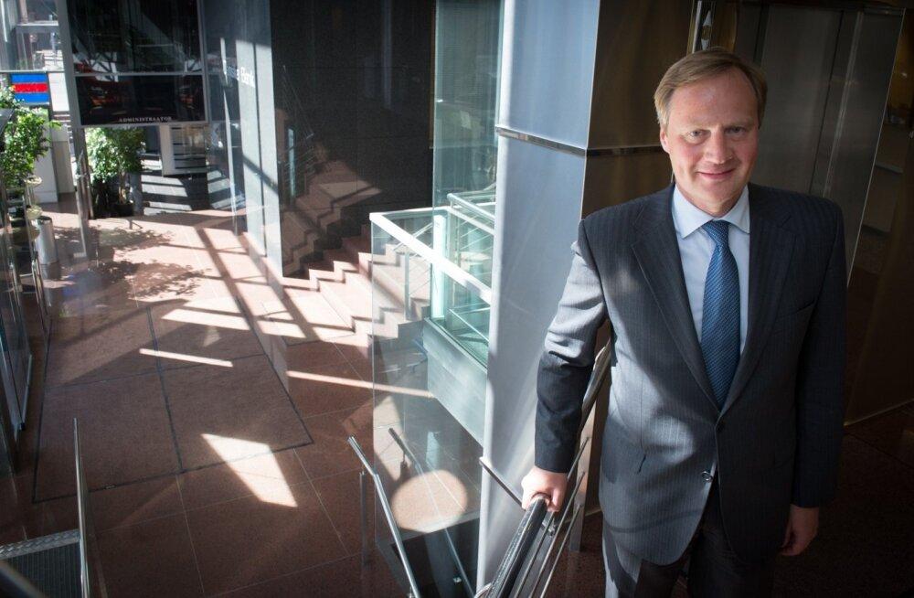 Danske Balti üksuse juht Ivar Pae