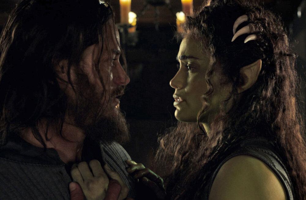 """""""Warcraft: Algus"""" on kõige edukam videomänguadaptsioon läbi aegade"""
