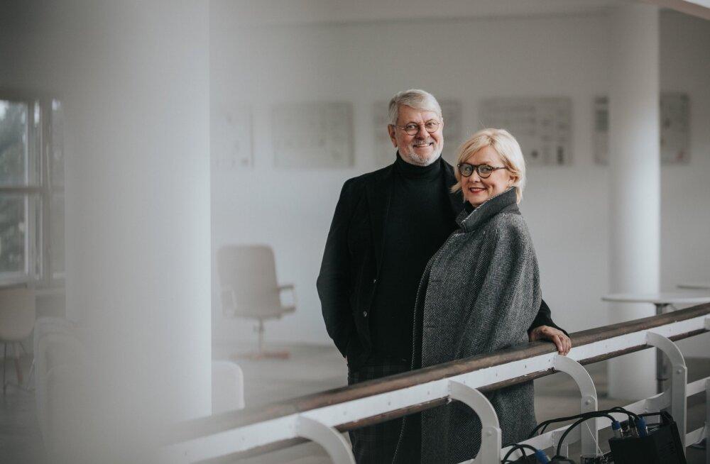 Harry ja Margit Kõrvits hoiavad armumise kirge: kui peres kaob ära huumor, kaob sära ja suhe tuhmub