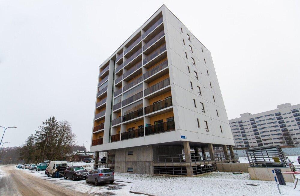 2014. aasta juulis rahastati Crowdestate'i investorite kaasabiga Sipelgapesa elurajooni korterelamu (Sipelga tn 3) ehitust. 49 investorit panustas ühisrahastusplatvormil hoone ehitusse 110 000 eurot ja neile tagastati 153 684 eurot.