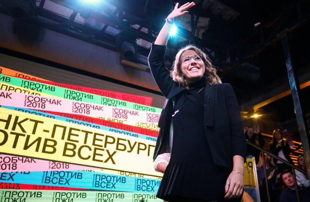 Ksenija Sobtšak