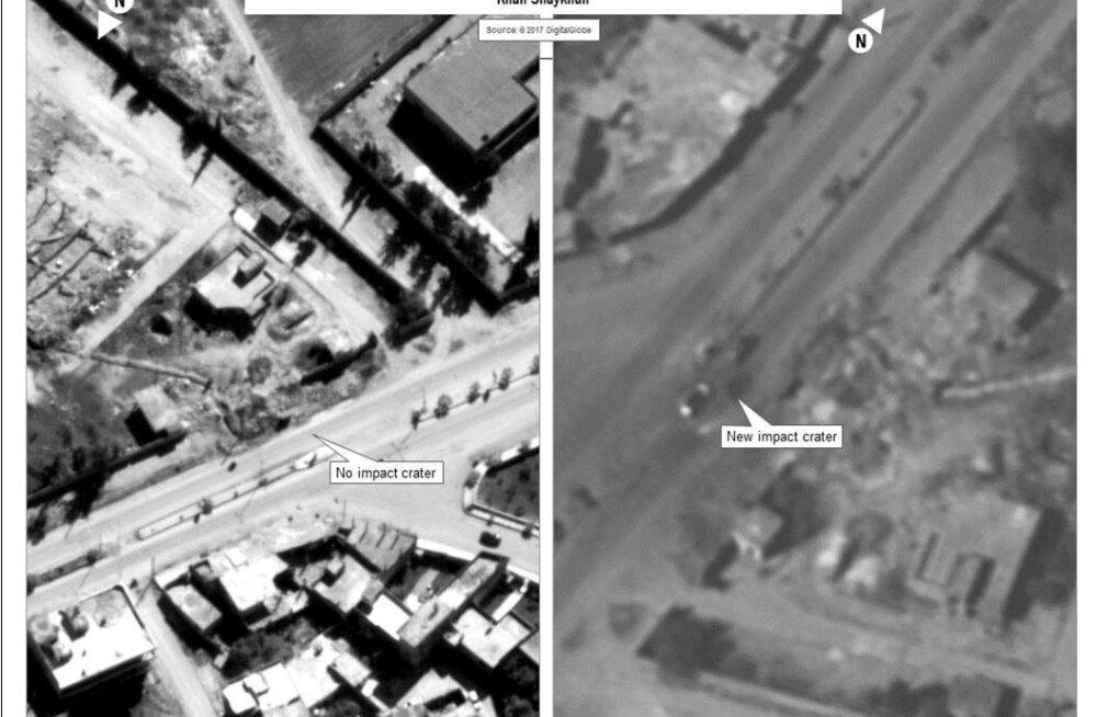 Venemaa peatab Süürias lennuintsidentide ärahoidmise memorandumi kehtivuse