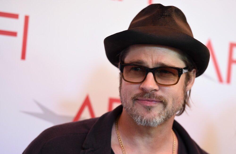 Brad Pittil on halvad ajad!