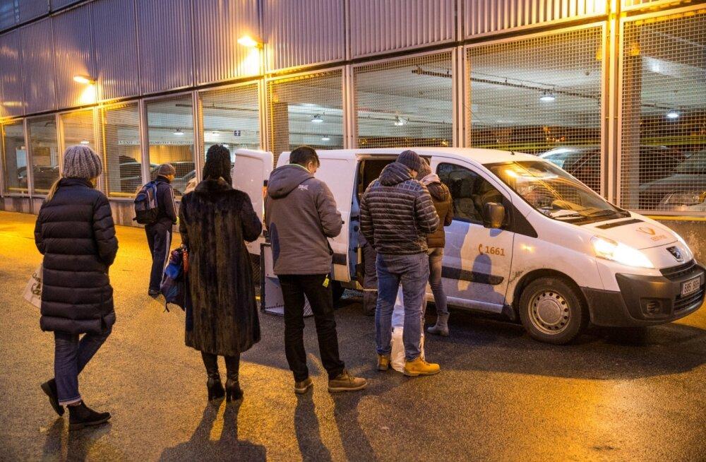 Kui MaaS-kontseptsioonil põhineva ühistranspordisüsteemi idee autorid mõtte Omnivale maha müüa suudavad, võivad tulevikus lisaks pakkidele postiautodega ühest Eesti otsast teise liikuda ka inimesed.