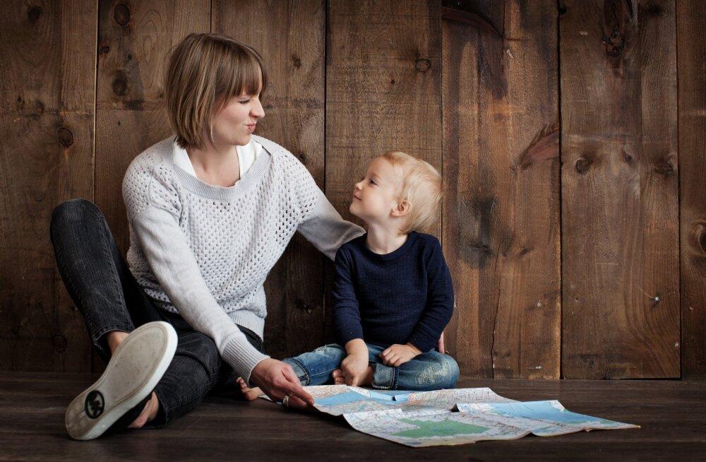 Tahad kasvatada tugeva närvikavaga lapsi, kes elus hakkama saavad? Järgi neid nõuandeid