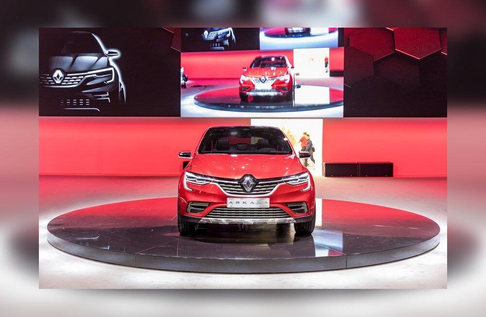 Renault uus kupeemaastur plaanib Venemaa vallutada