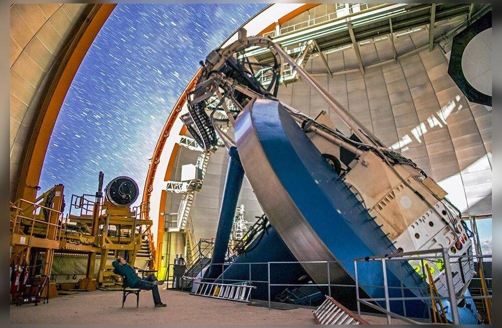 Teadlased avastasid meie päikesesüsteemis veel 139 pisiplaneeti