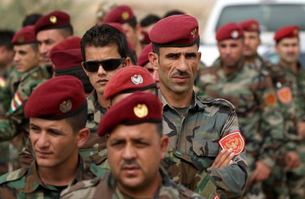 Kirkuki piirkonnas ähvardab puhkeda kurdide ja Iraagi armee kokkupõrge