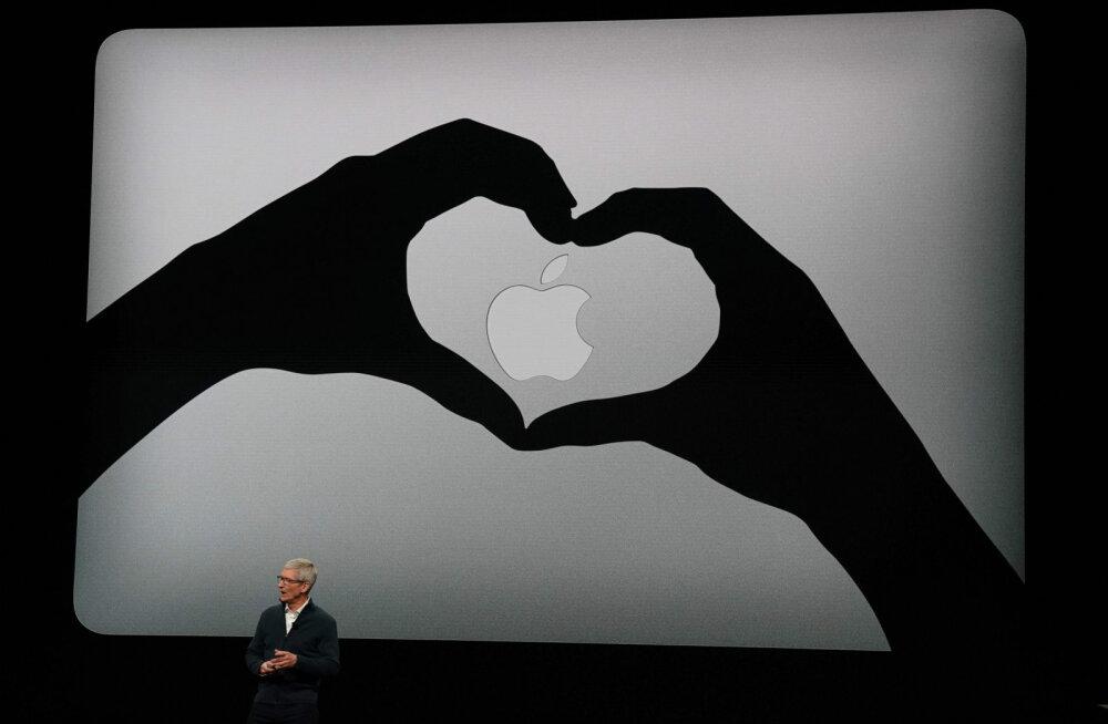 Seda ei juhtu piisavalt tihti: Apple näitas uusi Mac-arvuteid (lisaks uut iPad Pro tahvlit)