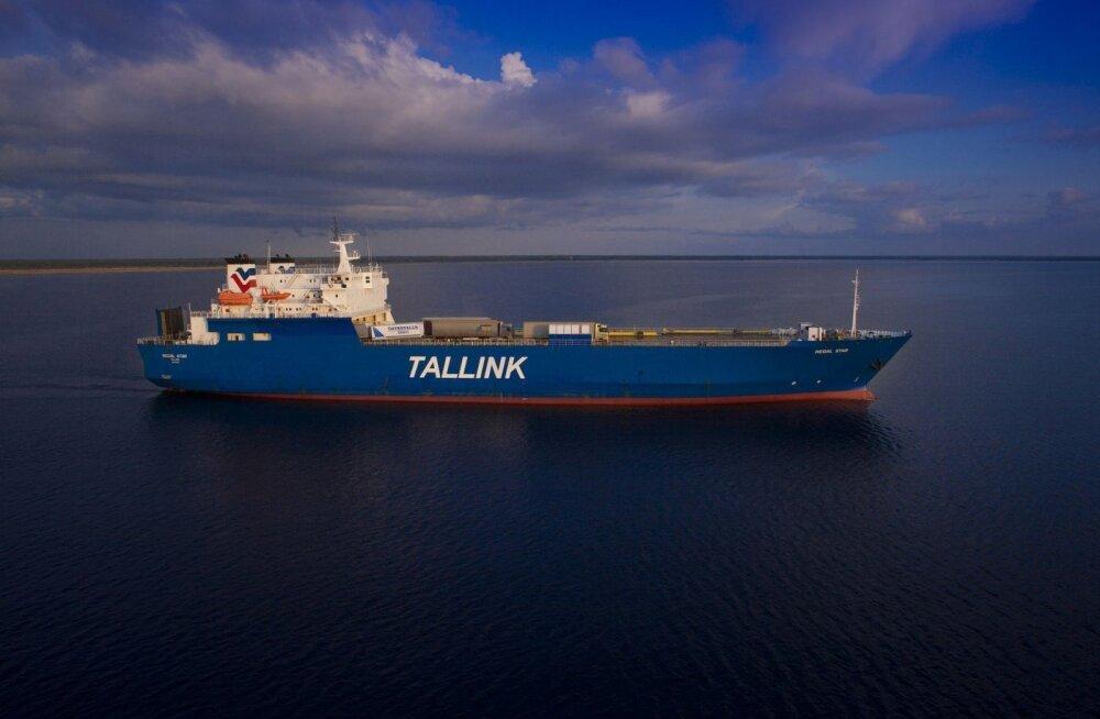 Слишком много воды! Tallink объясняет, почему на их судне Regal Star отключилось электричество