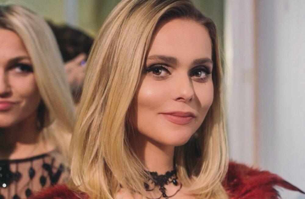 Ксения Новикова развелась с мужем