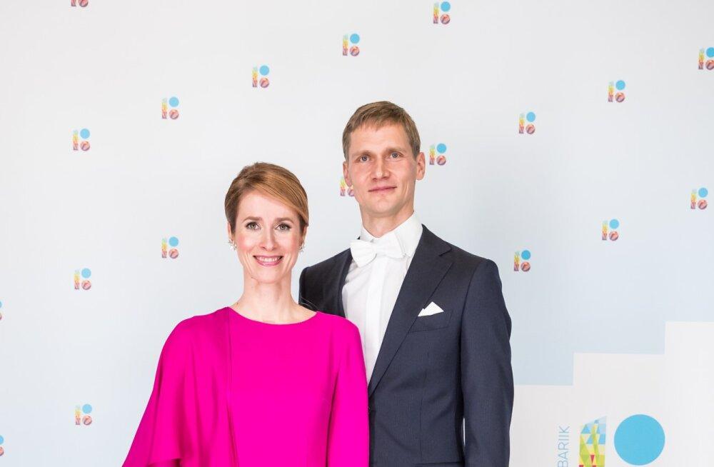 Kaja Kallas ja Arvo Hallik ostsid Kadriorgu korteri
