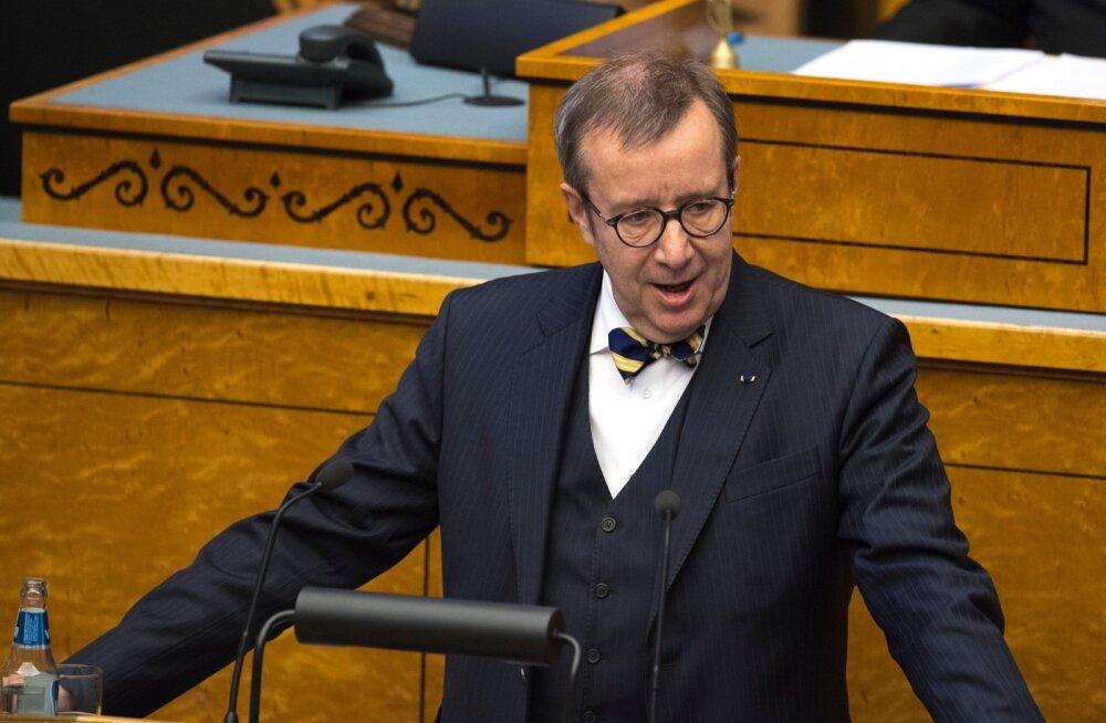 Eesti suursaadik Kreekas kutsuti president Ilvese solvangu pärast vaibale