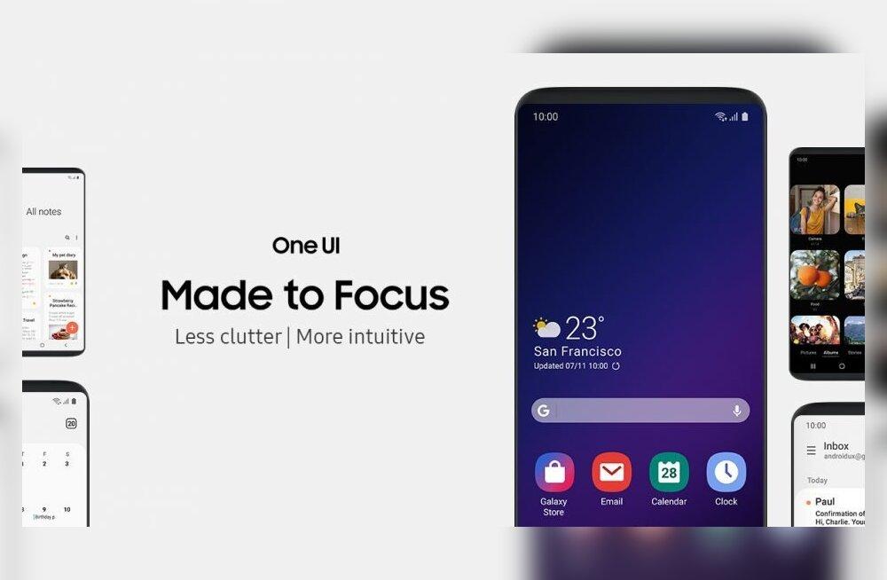 FOTOD | Samsungi kaks uuendust, mis nende nutitelefonide mainele hästi mõjuvad