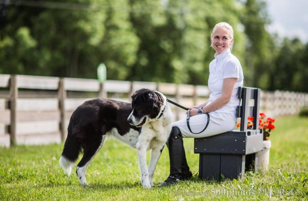 Eakas koeraproua pajatab: ka vana koer võib hea tahtmise korral uusi trikke õppida