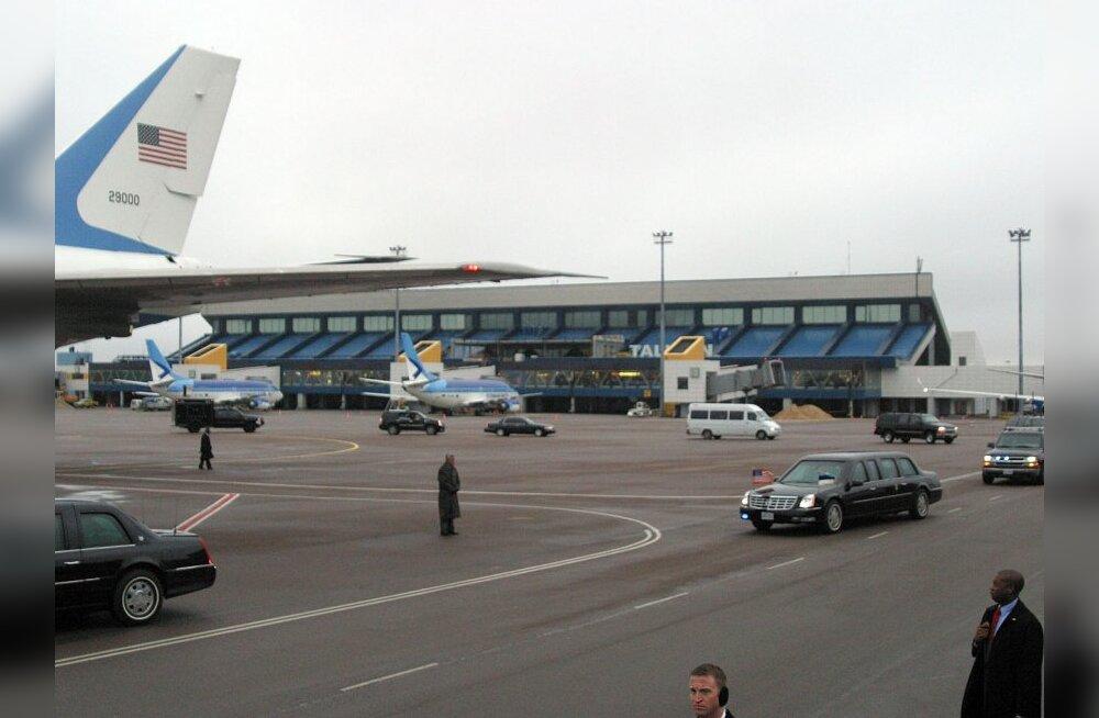 Eesti lennuliiklust Islandi tuhapilv esialgu ei sega