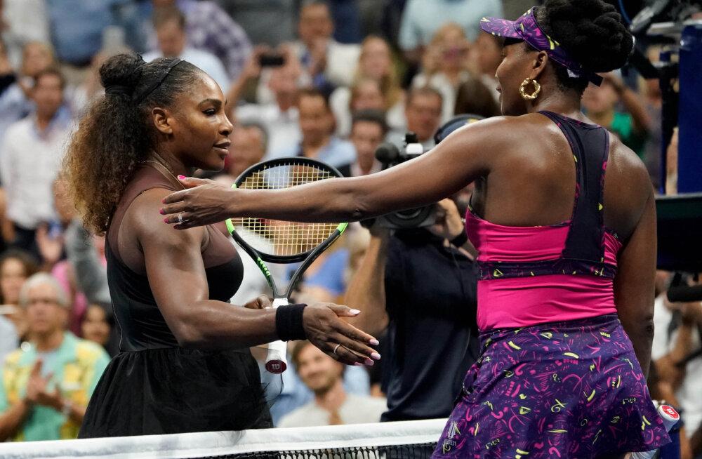Serena Williams: mängud Venusega on tähenduslikumad kui eales varem