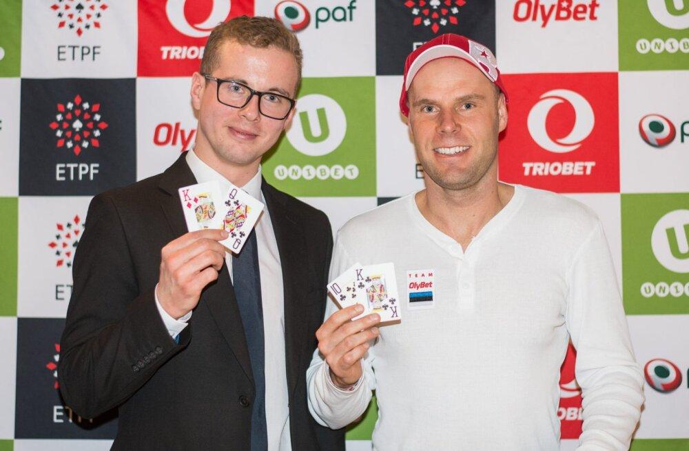 Tõnis Linnamägi ja Joel Lindpere