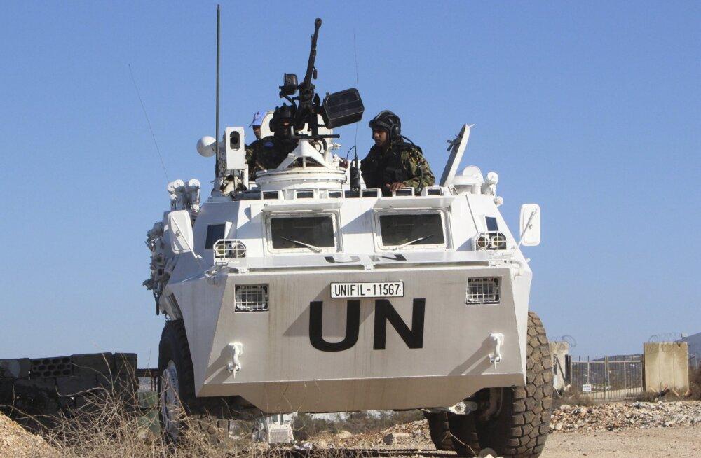 Ajakirjast Sõdur: Liibanoni segadused jätkuvad, ÜRO on lisanud katlasse vürtsi