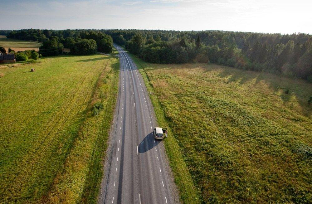 Vaata, kus on täna suuremad liikluspiirangud!