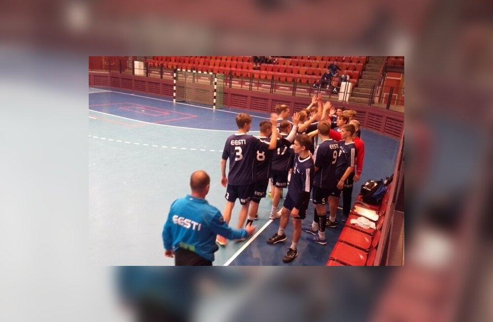 Eesti U17 käsipallikoondis
