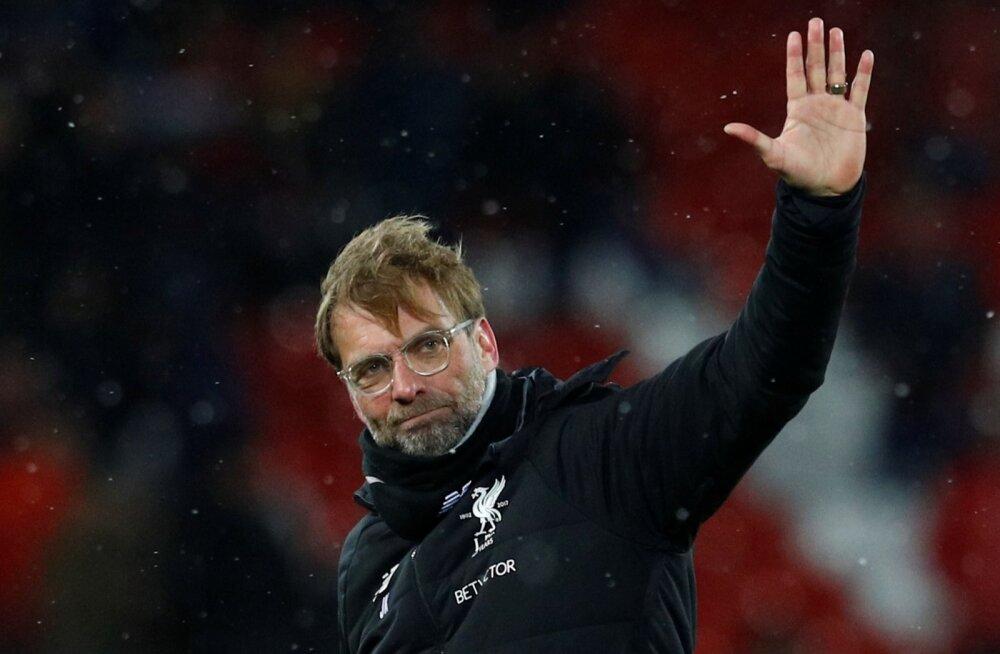 Jürgen Klopp on teinud Liverpoolis head tööd.
