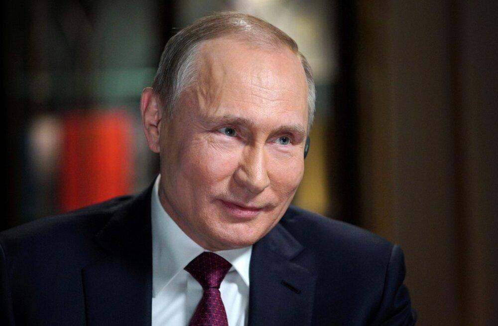 Putin andis 2014. aastal käsu reisilennuki allatulistamiseks, sest pardal oli pomm ja sihtmärk oli Sotši olümpia