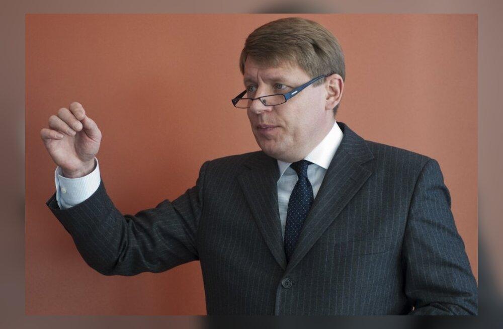 Toomas Luman: poliitikud, rohkem sisu, vähem kulutusi!