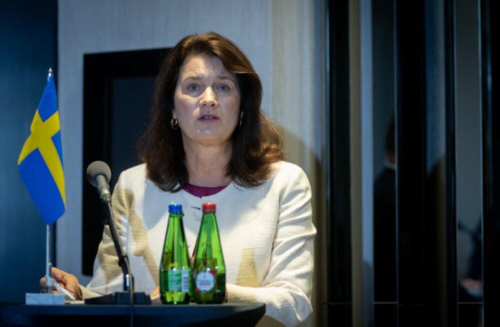 INTERVJUU | Rootsi välisminister Delfile: parema koostöö korral poleks piiride sulgemist vaja olnud