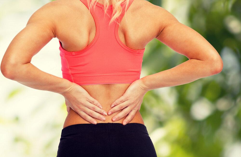 10 tõhusat viisi, kuidas vaigistada piinavat seljavalu