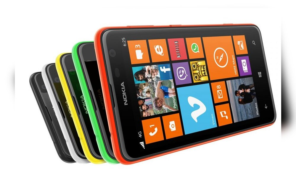 Soodsaim 4G toega Nokia Lumia nutitelefon on müügile jõudnud!