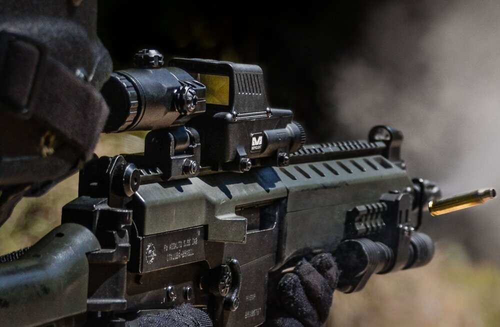 Mepro M5 – lahingukogemusega punatäppsihik
