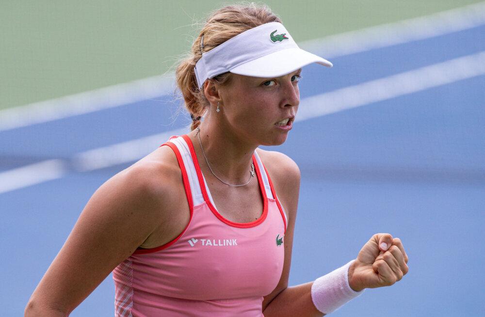 Kontaveit alustab US Openit tuttava hispaanlanna vastu. Loos tõi ka ühe unelmate avaringi paari
