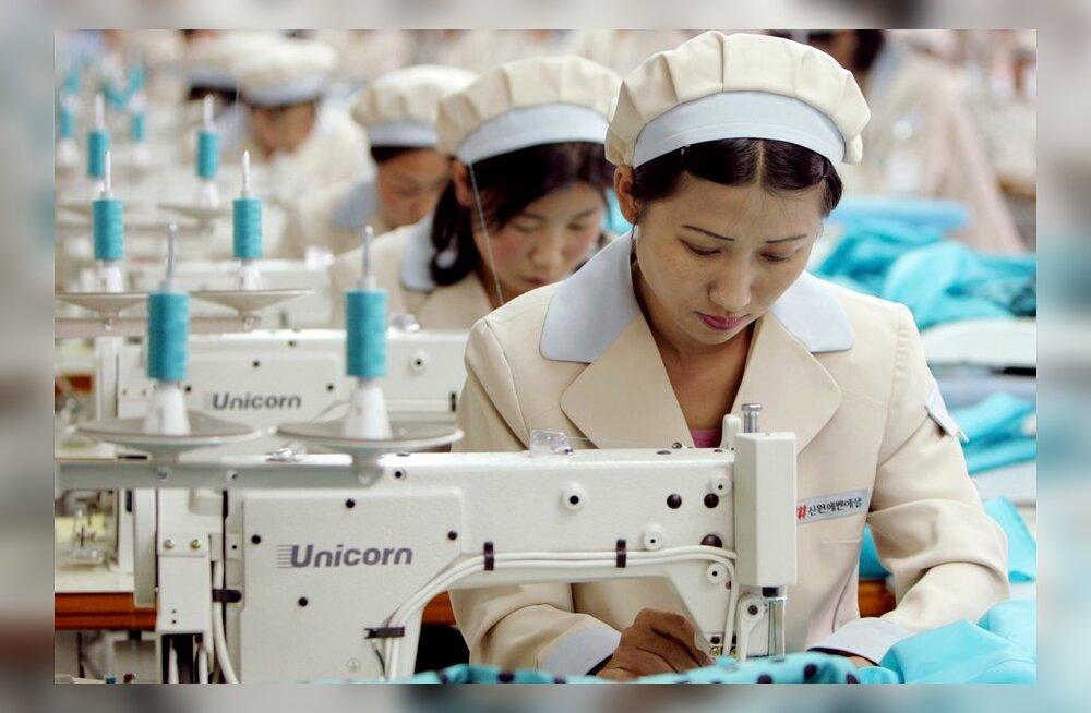 Põhja-Korea töölised ei ilmunud teisipäeval Kaesongi tööle