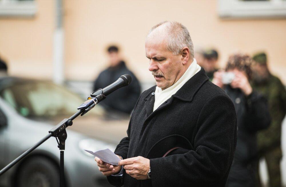 Henn Põlluaas: Venemaa väited ei pea paika, Tartu rahu on kehtiv ka nüüd