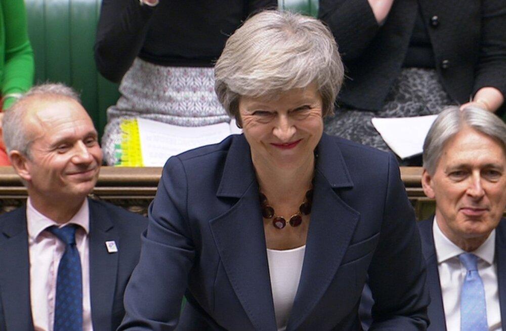 May: hea Brexit riiklikes huvides on võimalik